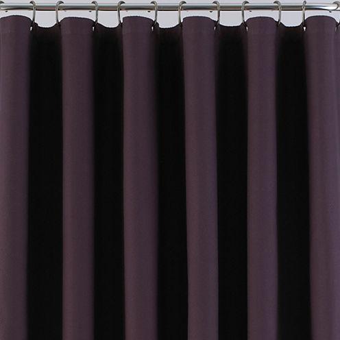 Royal Velvet® Herringbone Shower Curtain