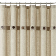 Royal Velvet® Harbin Shower Curtain