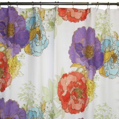 JCPenney Home Camilles Garden Shower Curtain
