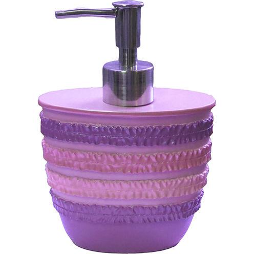 Ruffle Power Soap Dispenser