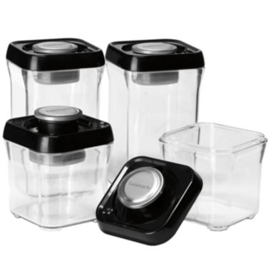 jcpenney.com | Cuisinart® 8-pc. Vacuum Seal Canister Set
