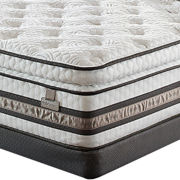 Serta® iSeries® Merit Super Pillow-Top Plush - Mattress Only