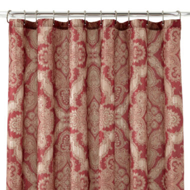 jcpenney.com | Royal Velvet® Brandywine Shower Curtain