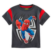 Spider-Man Graphic Tee – Boys 2t-5t