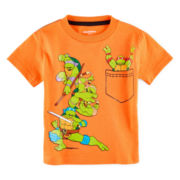 Teenage Mutant Ninja Turtles Graphic Tee – Toddler Boys 2t-5t
