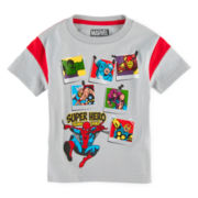 Marvel Graphic Tee – Toddler Boys 2t-5t