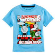 Thomas the Train Graphic Tee – Toddler Boys 2t-5t
