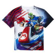 Super Mario Graphic Tee – Boys 8-20