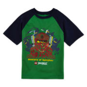 Ninjago Raglan Graphic Tee – Boys 8-20