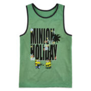 Despicable Me Graphic Tank Top - Boys 8-20