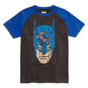 Batman Raglan Graphic Tee – Boys 8-20