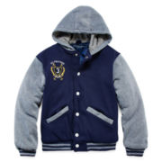 U.S. Polo Assn.® Insulated Fleece Boys Jacket – Boys 8-20