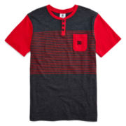 DC Shoes Co® Tunnel Vision Henley Tee  - Boys 8-20