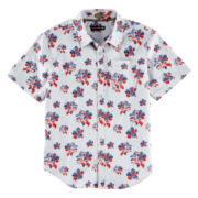 Ocean Current® Short-Sleeve Woven Ripstop Shirt - Boys 8-20