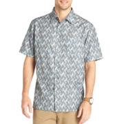 Van Heusen® Short-Sleeve Woven Shirt