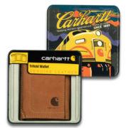 Carhartt® Nubuck Trifold Wallet
