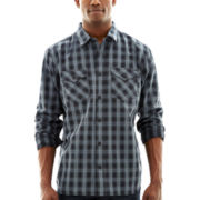 Vans® Mini Moss Long-Sleeve Woven Shirt
