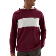 Vans® Colorblock Premium Hooded Knit Pullover