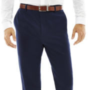 JF J. Ferrar® Bright Blue Flat Front Stretch Suit Pants – Super Slim