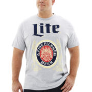 Miller Lite® Graphic Tee–Big & Tall