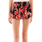 Love By Design Floral Print Shorts