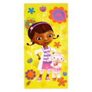 Disney Collection Doc McStuffins Beach Towel