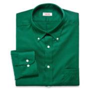 IZOD® Button–Down Dress Shirt–Big & Tall