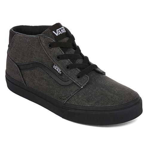 Vans Chapman Mid Boys Skate Shoes - Big Kids