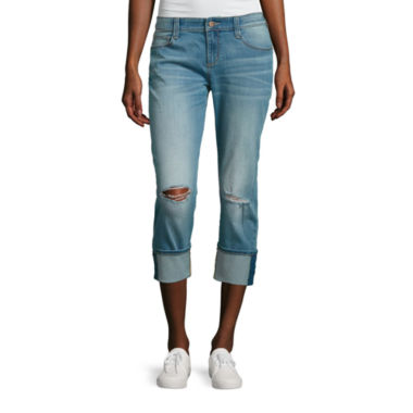jcpenney.com | Arizona Cropped Pants-Juniors