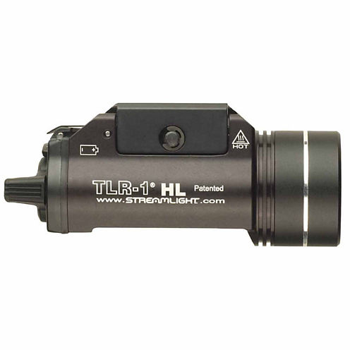 Streamlight TLR-1H High Lumen Rail-Mounted Tactical Flashlight