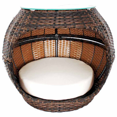 jcpenney.com | Iconic Rattan Igloo Pet Bed