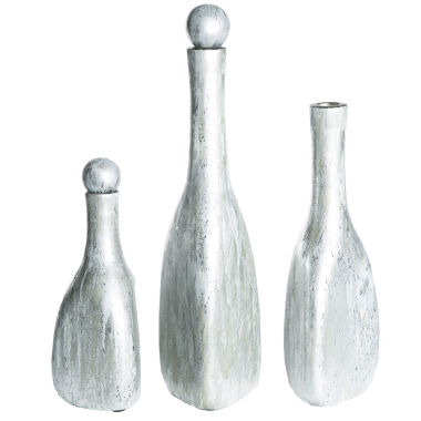 jcpenney.com | Knox And Harrison Glass Shimmering Decorative Bottles