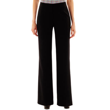 jcpenney.com | 9 & Co.® Essential Straight-Leg Pants