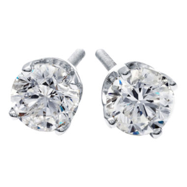 jcpenney.com | 1/2 CT. T.W. Round Diamond Stud Earrings