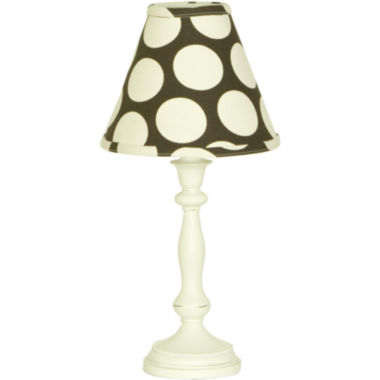 jcpenney.com | Cotton Tale Raspberry Dot Lamp