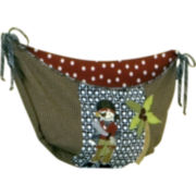 Cotton Tale Pirates Cove Hanging Toy Bag
