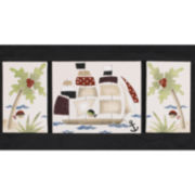 Cotton Tale Pirates Cove 3-pc. Wall Art