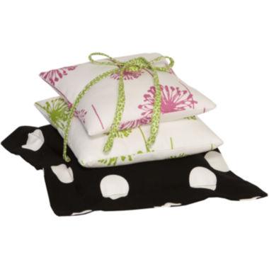 jcpenney.com | Cotton Tale Hottsie Dottsie 3-pc. Pillow Set