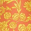 Orange,yellow,crea