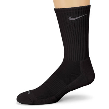 jcpenney.com | Nike® 3-pk. Dri-FIT Crew Socks - Big & Tall