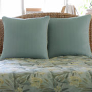 Paradise Island Pillow Sham or Euro Sham