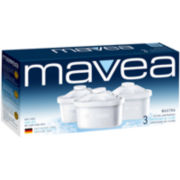 Mavea® 3-Pack Water Pitcher Replacement Filter Kit