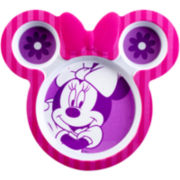 Zak Designs® Set of 2 Minnie Mouse Plates