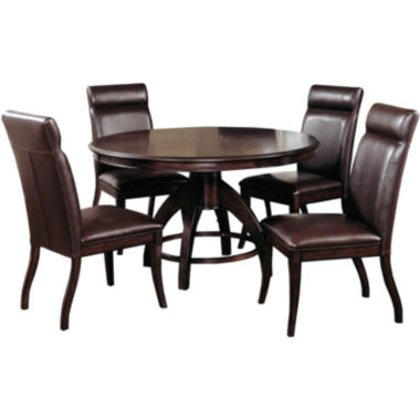 jcpenney.com | Nottingham Round 5-pc. Dining Table Set