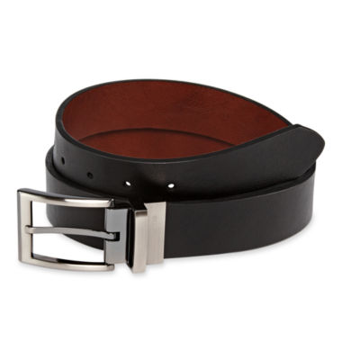 jcpenney.com | Claiborne® Reversible Feather-Edge Belt