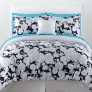 Home Expressions™ Kenzie Floral Complete Bedding Set with Sheets Collection