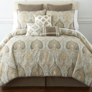 Milano 4-pc. Comforter Set & Accessories