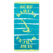 JCPenney Home™ Surf Kahuna Beach Towel