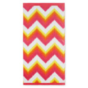 JCPenney Home™ Chevron Multi Beach Towel