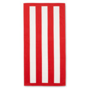 JCPenney Home™ Cabana Stripe Beach Towel